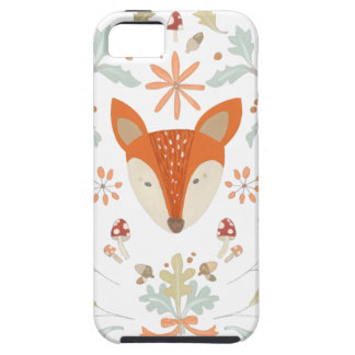 Whimsical Woodland Fox iPhone 5 Cover
