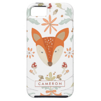 Whimsical Woodland Fox iPhone 5 Covers