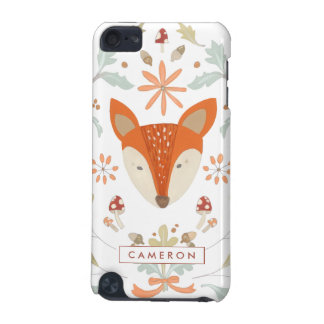 Whimsical Woodland Fox iPod Touch 5G Case