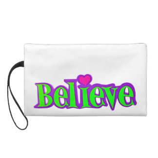 Whimsical Wristlet shows your belief in Fairies