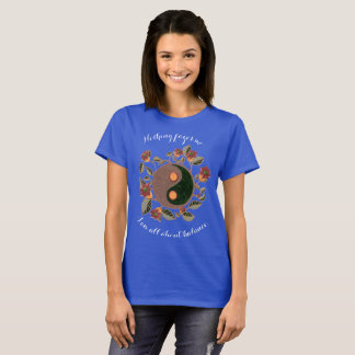 Whimsical Yin Yang T-Shirt