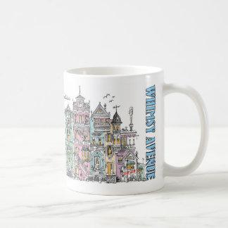 Whimsy Avenue Coffee Mug