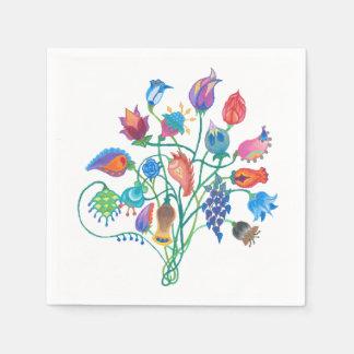 Whimsy Bouquet Napkins Paper Napkin