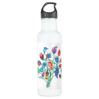 Whimsy Bouquet Water Bottle