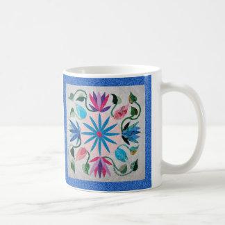 Whimsy Quilt Coffee Mug