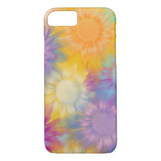Whimsy sunflowers iPhone 7 case