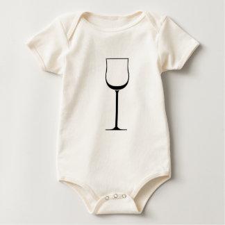 Whine Connoisseur Baby Bodysuit