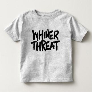 Whiner Threat T-Shirt
