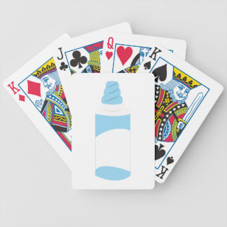 Whip Cream 1 Bicycle Playing Cards