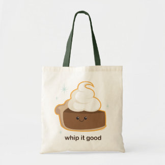Whip It! Budget Tote Bag