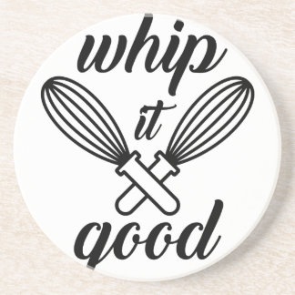 Whip It Good Coaster