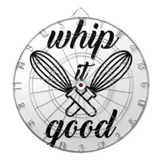 Whip It Good Dartboard