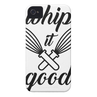 Whip It Good iPhone 4 Case-Mate Case