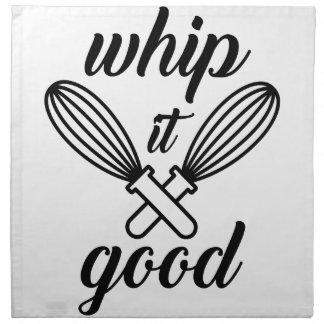 Whip It Good Napkin