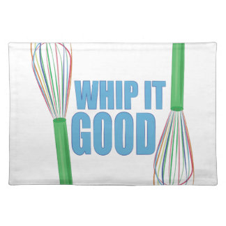 Whip It Good Place Mat