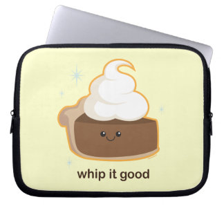Whip It! Laptop Computer Sleeve