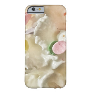 Whipped cream and sprinkles barely there iPhone 6 case