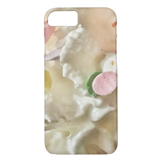Whipped cream and sprinkles iPhone 7 case