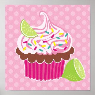 Whipped Cream Cupcake Canvas Print