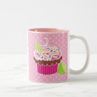 Whipped Cream Cupcake Mug