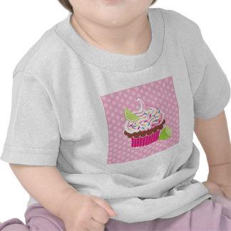 Whipped Cream Cupcake T-shirt