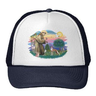 Whippet (#12) trucker hat
