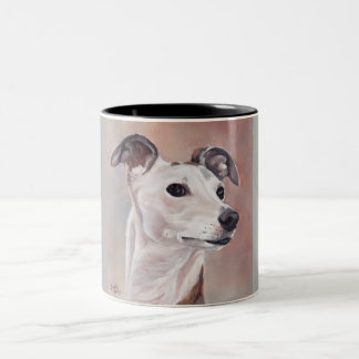 Whippet  Canine Dog Art Mug