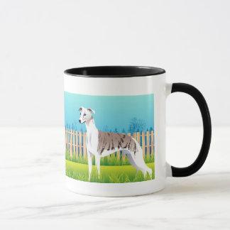 Whippet Dog  Breed Mug