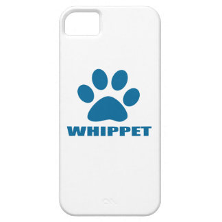 WHIPPET DOG DESIGNS CASE FOR THE iPhone 5
