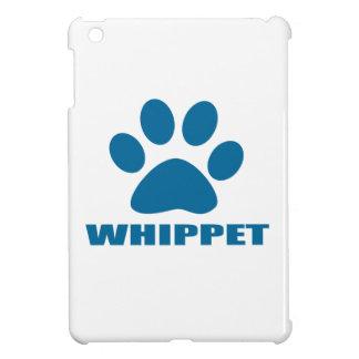 WHIPPET DOG DESIGNS iPad MINI CASE