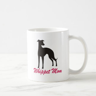 Whippet Mom Coffee Mug