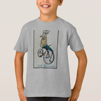 Whippet on a Bike T-Shirt