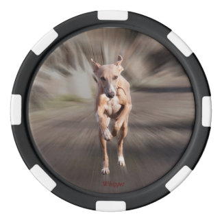 Whippet pokerchip poker chips
