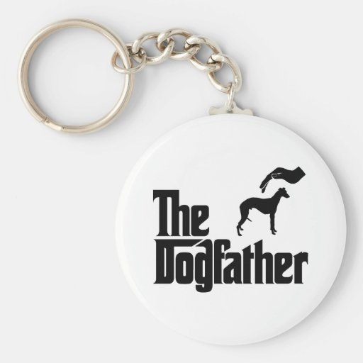 Whippet Porte-clef