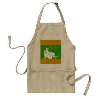 Whippets Apron