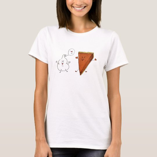 Whippy & Pumpkin Pie Women's Tee