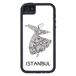 Whirling Dervish iPhone 5 Case