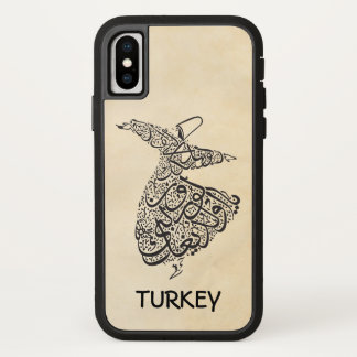 Whirling Dervish iPhone X Case