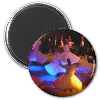 Whirling-Dervishes-Ceremony-Cappadocia-turkish-nig Magnet