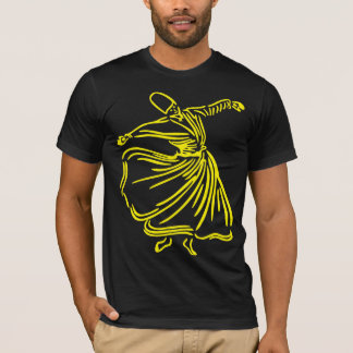 whirling dervishes sufi shirt tshirt darwis rumi
