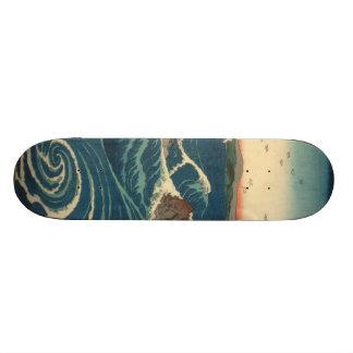 Whirlpool Skate Deck