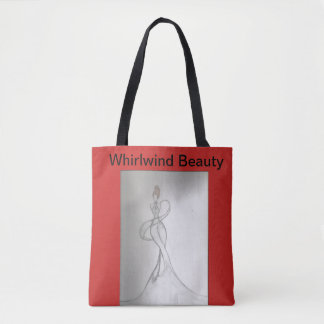 Whirlwind Beauty Tote Bag