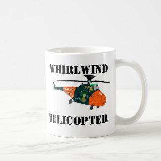 Whirlwind Helicopter. Coffee Mug