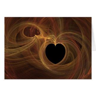 Whirlwind Romance Card