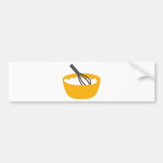 Whisk Bumper Sticker