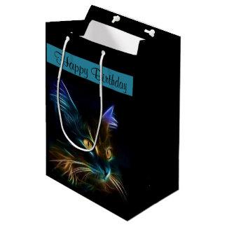 Whiskers Medium Gift Bag