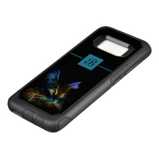 Whiskers OtterBox Commuter Samsung Galaxy S8 Case