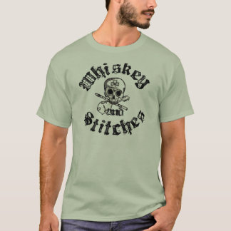 Whiskey and Stitches Men's Shirt