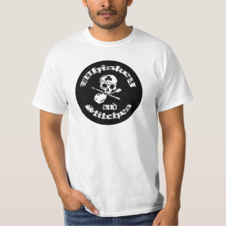 Whiskey and Stitches Value tee