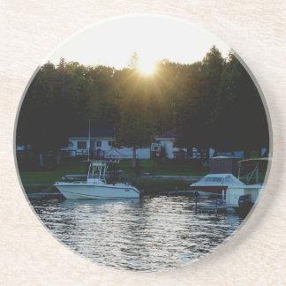 Whiskey Bay, St Joseph Island Coaster